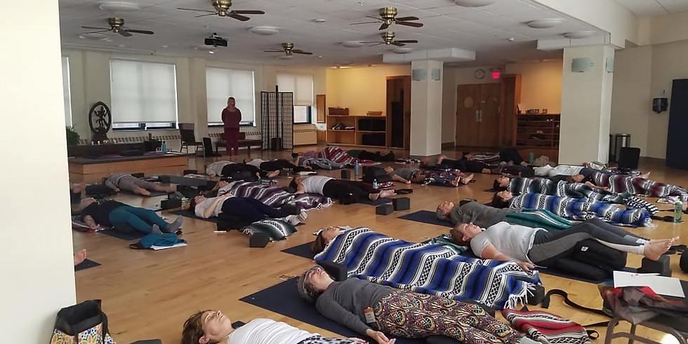 Yoga Lab: How to Guide and Support Savasana