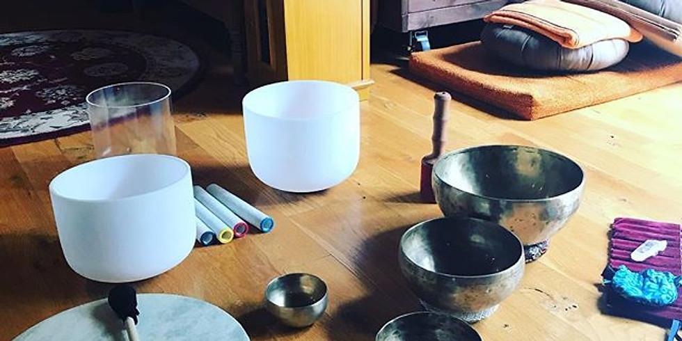 Salt and Sound Meditation