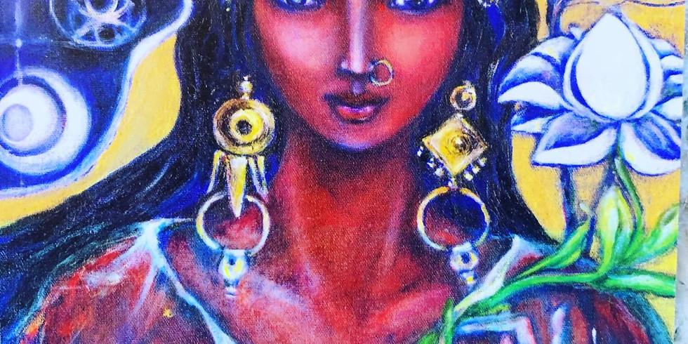 The Goddess Meditations - Lalita Tripura Sundari
