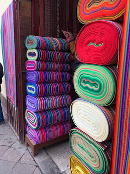 Textiles from Cusco