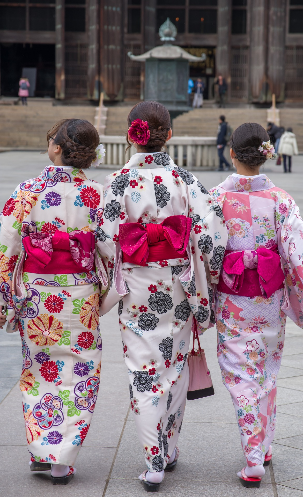 japan-kimonos