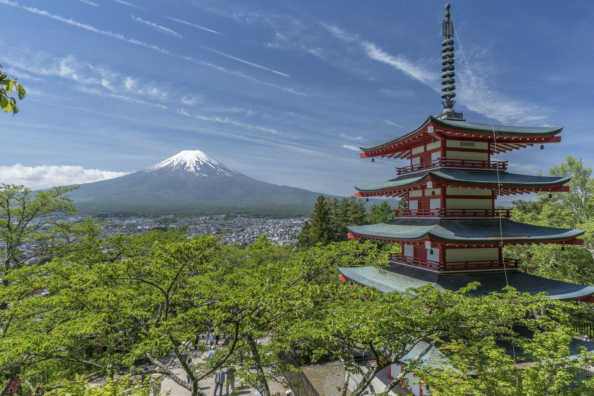Mt fuji-Japan