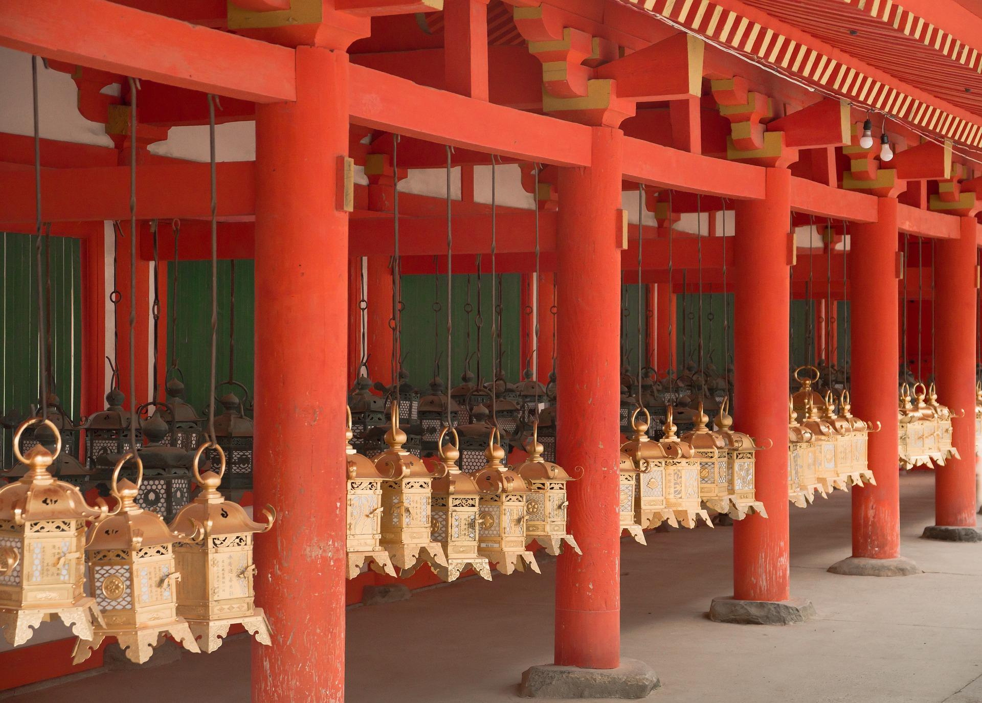 Japan-lanterns