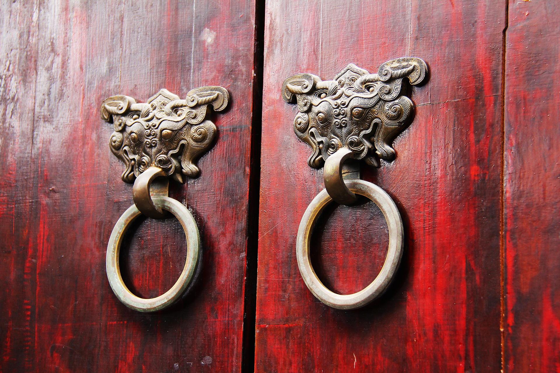 Ancient Gates - China