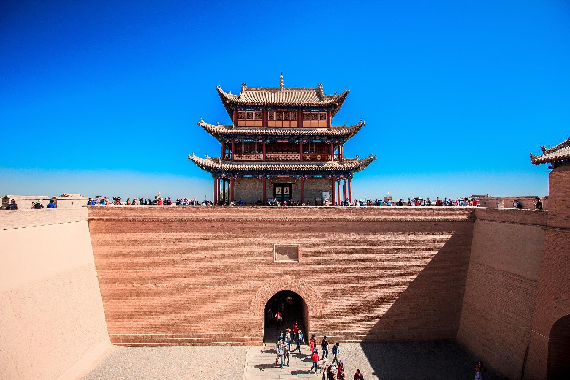 Jiayuguan - China