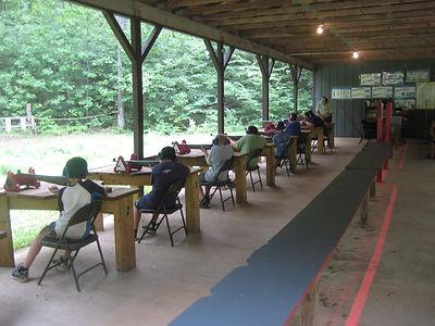 Camp Grimes Rifle Range