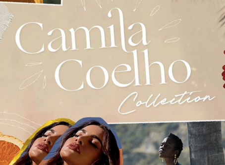 Camila Coelho Soon To Debut Fashion Line with Revolve