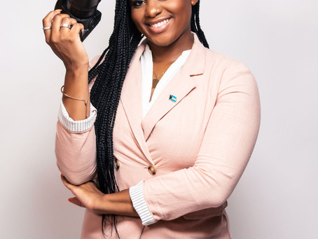Influencer Feature | Shanaye Smith Communications Professional