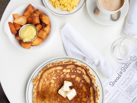 Top 4 Places for Brunch In ATL