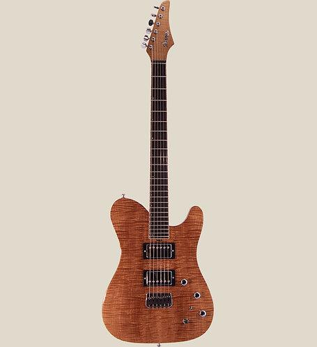Marceau Guitars / INITIALE Custom Brown Sugar