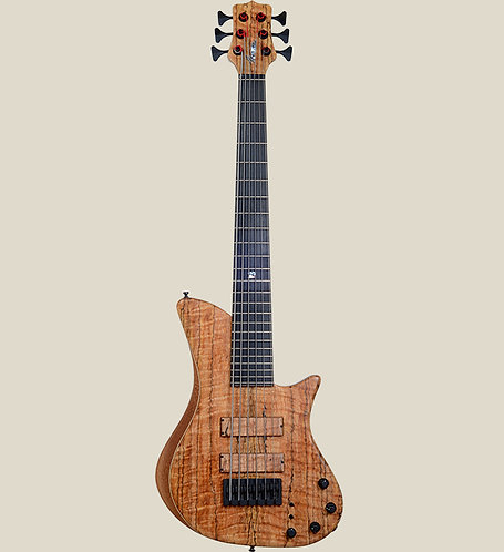 Marceau Guitars / SURPRENANTE 6 Natural