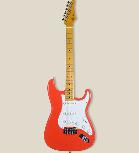 Marceau Guitars / L'EXPERIENCE Tradition Fiesta Red