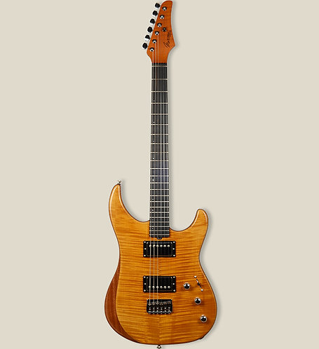 Marceau Guitars / FASCINANTE Custom Sand Burst