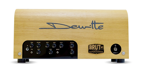 Dewitte-Wire Head Amp Supercharge
