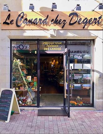canard-chez-degert-boutique-dax