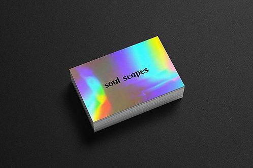 Smart Business Card -Hologram