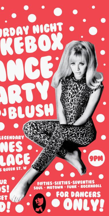 Saturday Night Jukebox Dance Party at Stones Place, Toronto