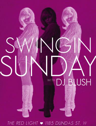 Swingin' Sunday at The Red Light, Toronto