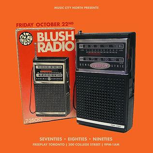 Blush Radio at Freeplay Toronto