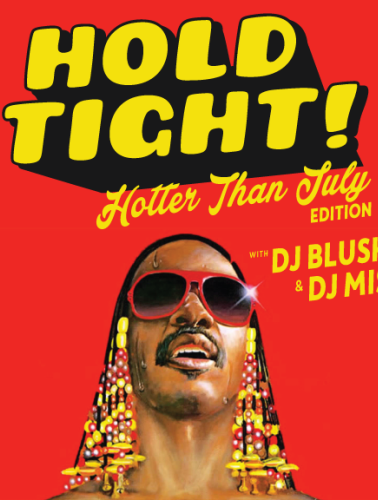 Hold Tight! with DJ Misty