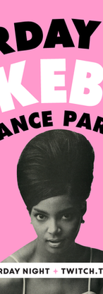 Saturday Night Jukebox Dance Party