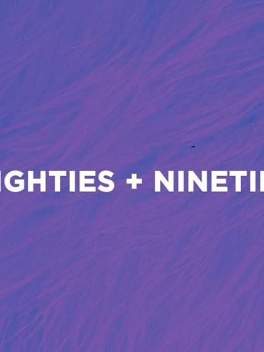 Eighties + Nineties at Stones Place, Toronto
