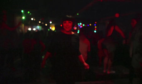DJ Blush featured in a LIVEISBETTER promo clip, filmed live at Sneaky Dee's Toronto in 2011