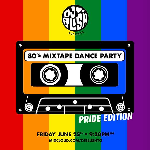 80'a Pride 2021