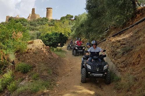 Escursione in Quad Ribera