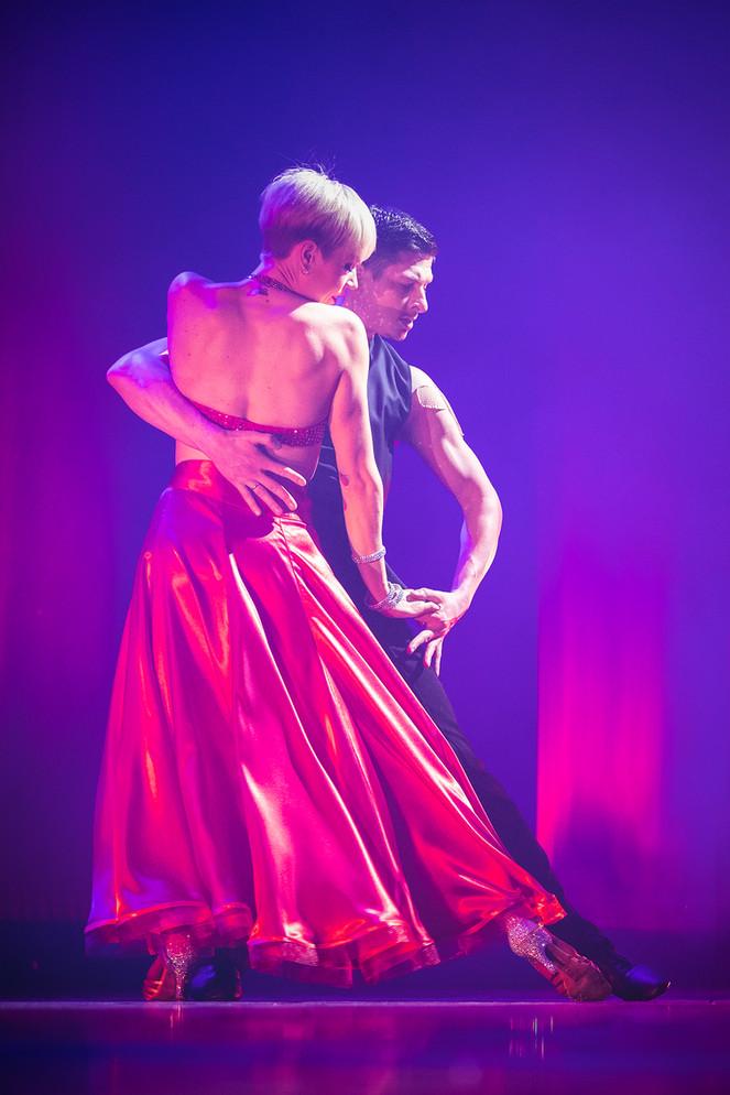 Tanssien Tähtiin Show