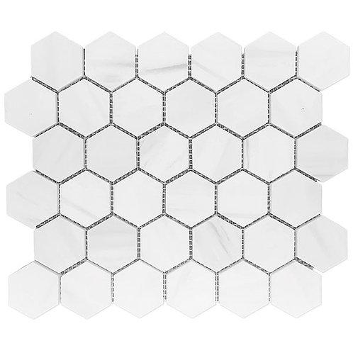 """2"""" Hexagon Dolomite"""