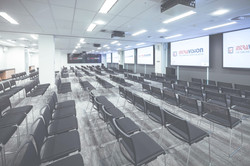 Partitioned Meeting Room1