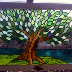 VITREOUS DESIGNS STAINED GLASS