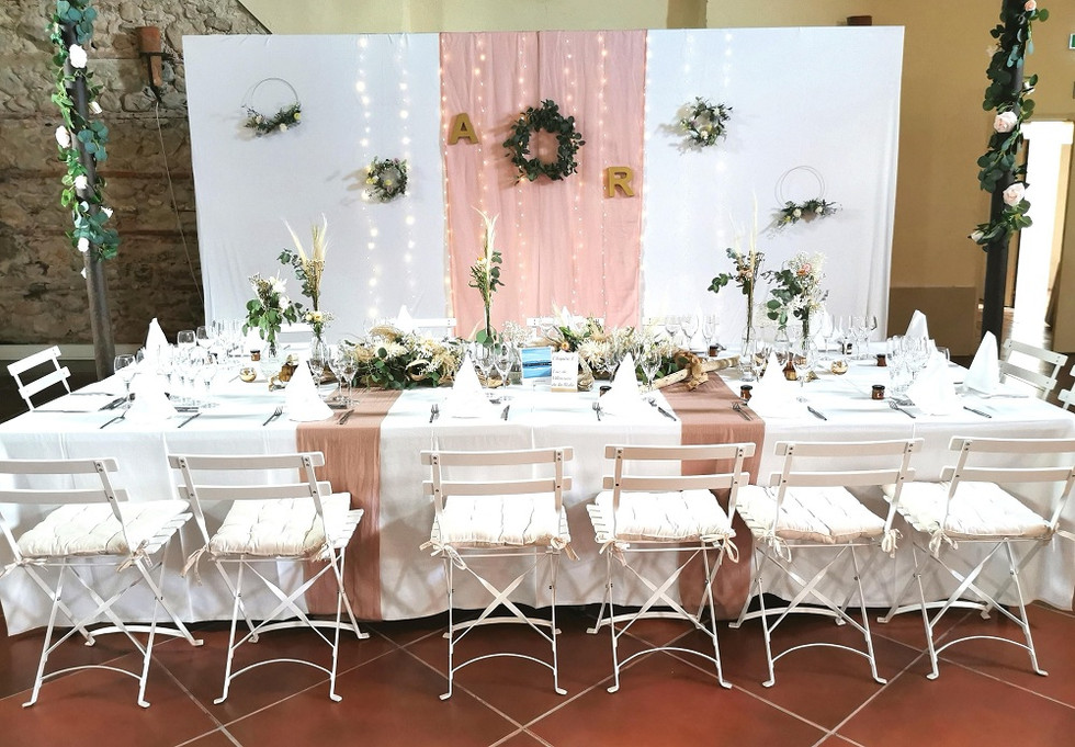 decoration-table-honneur-champetre-rose-nature-mariage-perpignan.jpg