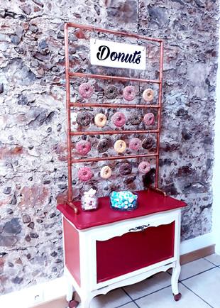 bar a donut candy bar location évènement Perpignan 66 Pyrénées Orientales