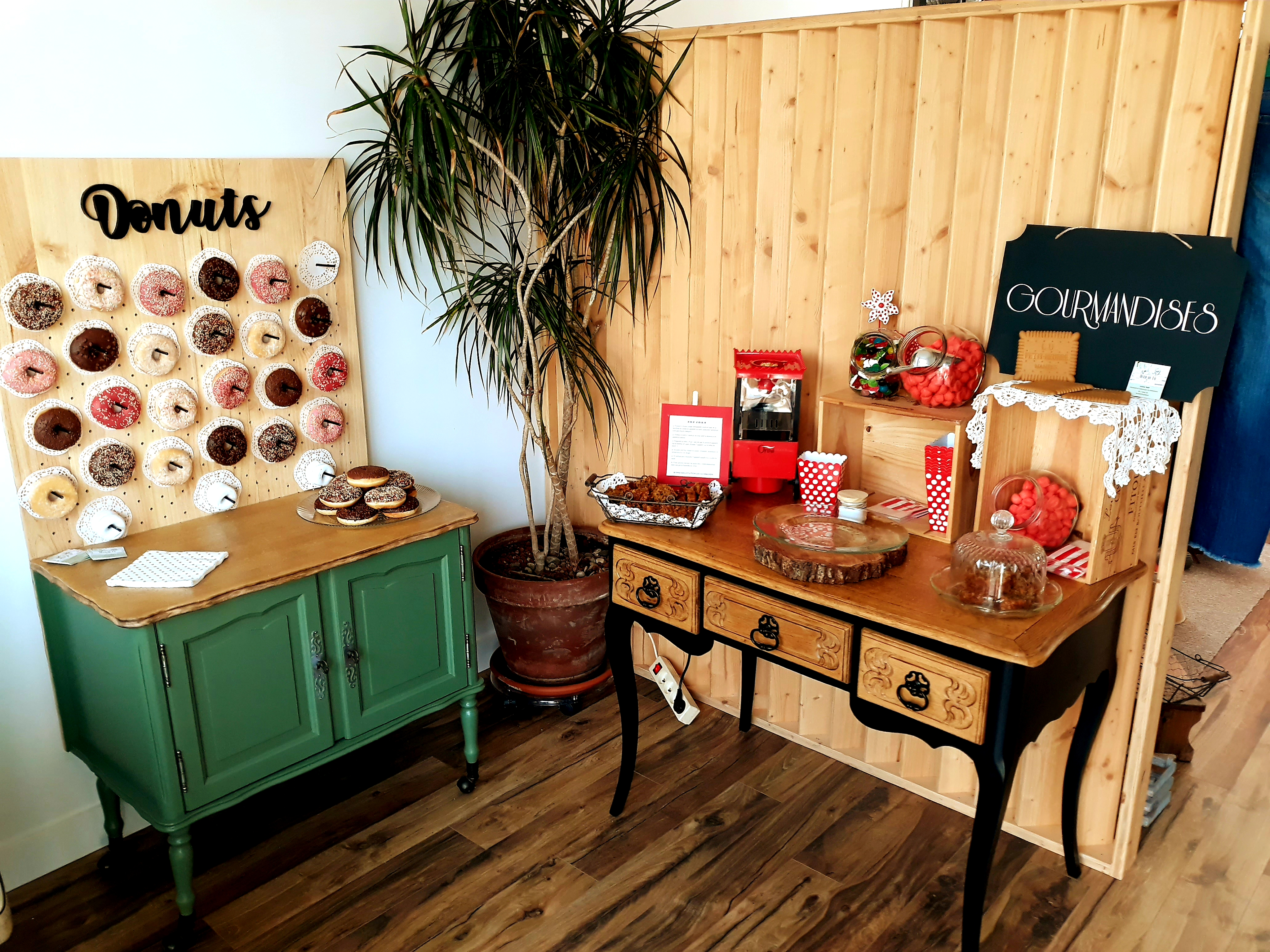 location candy bar perpignan mariage