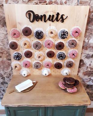 Bar à donuts rousquilles location perpignan pyrénées orientales mariage fête anniversaire