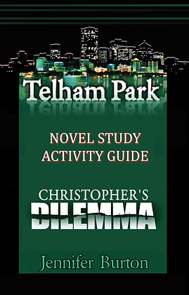 Christopher's Dilemma Novel Study Activity Guide