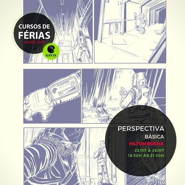 Curso de Férias -Perspectiva Básica - Hilton Rocha