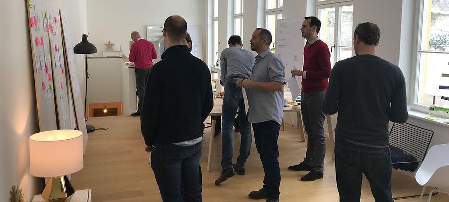 studiomem Mozaiq design thinking workshop