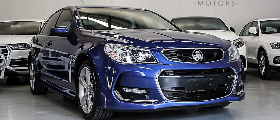 2015 Holden Commodore SS VF 6.2