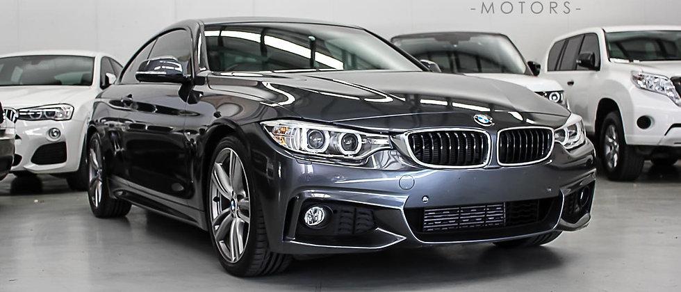 2014 BMW 420i F32