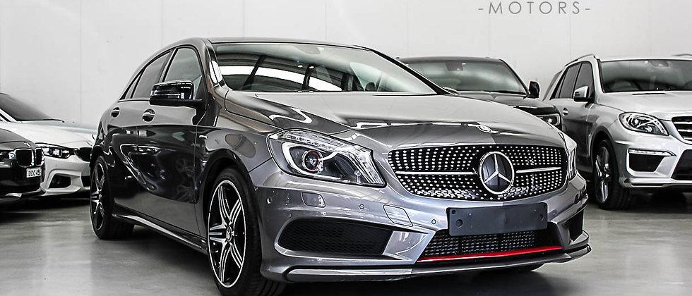 2015 Mercedes-Benz A250 W176