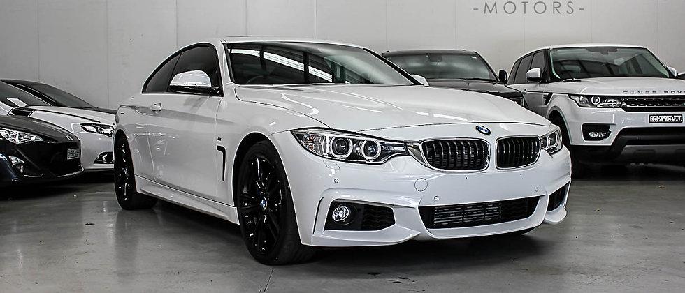 2014 BMW 435i F32