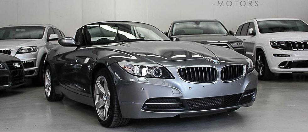 2013 BMW Z4 E89 sDrive 2.0