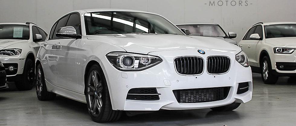 2013 BMW M135i F20