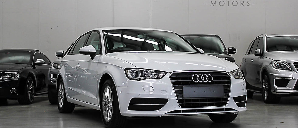 2015 Audi A3 8V Attraction