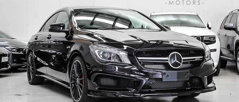 2015 Mercedes-Benz CLA45 C117 AMG