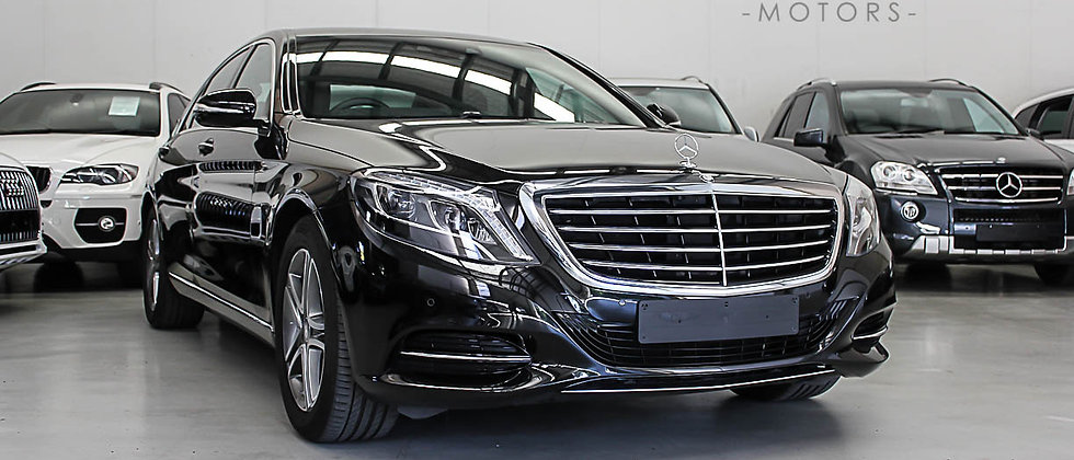2015 Mercedes-Benz S350 V222 BlueTEC L