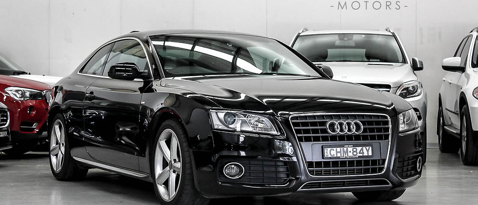 2010 Audi A5 8T